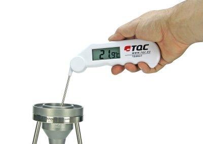 Termometro di precisione