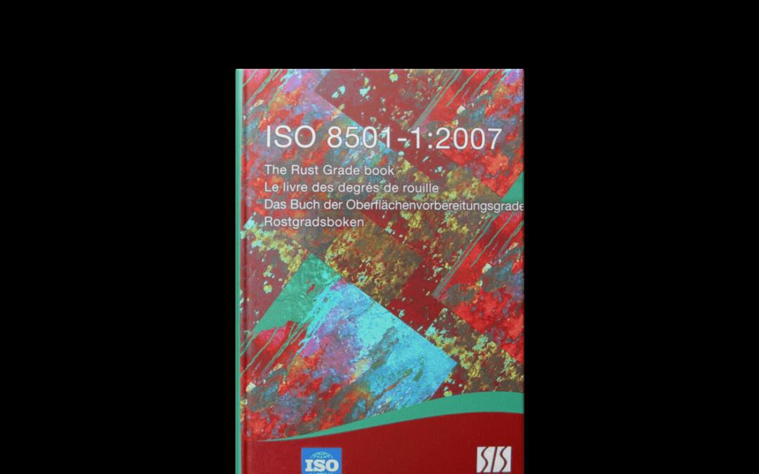 ISO 8501 – PROTEZIONE DALLA CORROSIONE DELLE STRUTTURE IN ACCIAIO MEDIANTE PITTURA