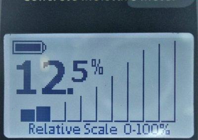 Misuratore dell'umidità del calcestruzzo