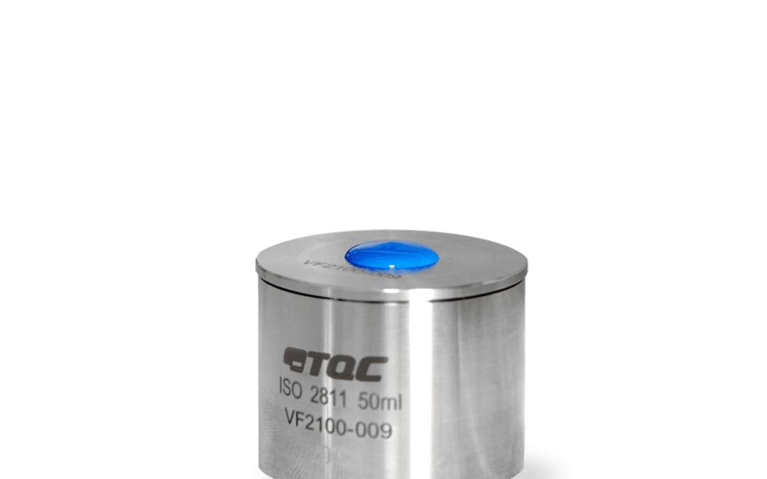 PICNOMETRI – COPPE DI GRAVITÀ SPECIFICA / ISO 2811, DIN 53 217, ASTM D 1475