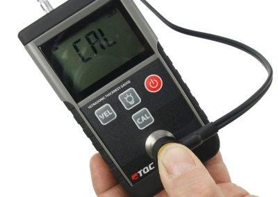 Spessimetro ad ultrasuoni