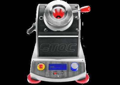 Dispositivo automatico per test di imbutitura